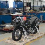 New 2008 BMW R1200GSA