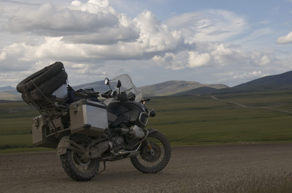 Dempster Highway in 2008