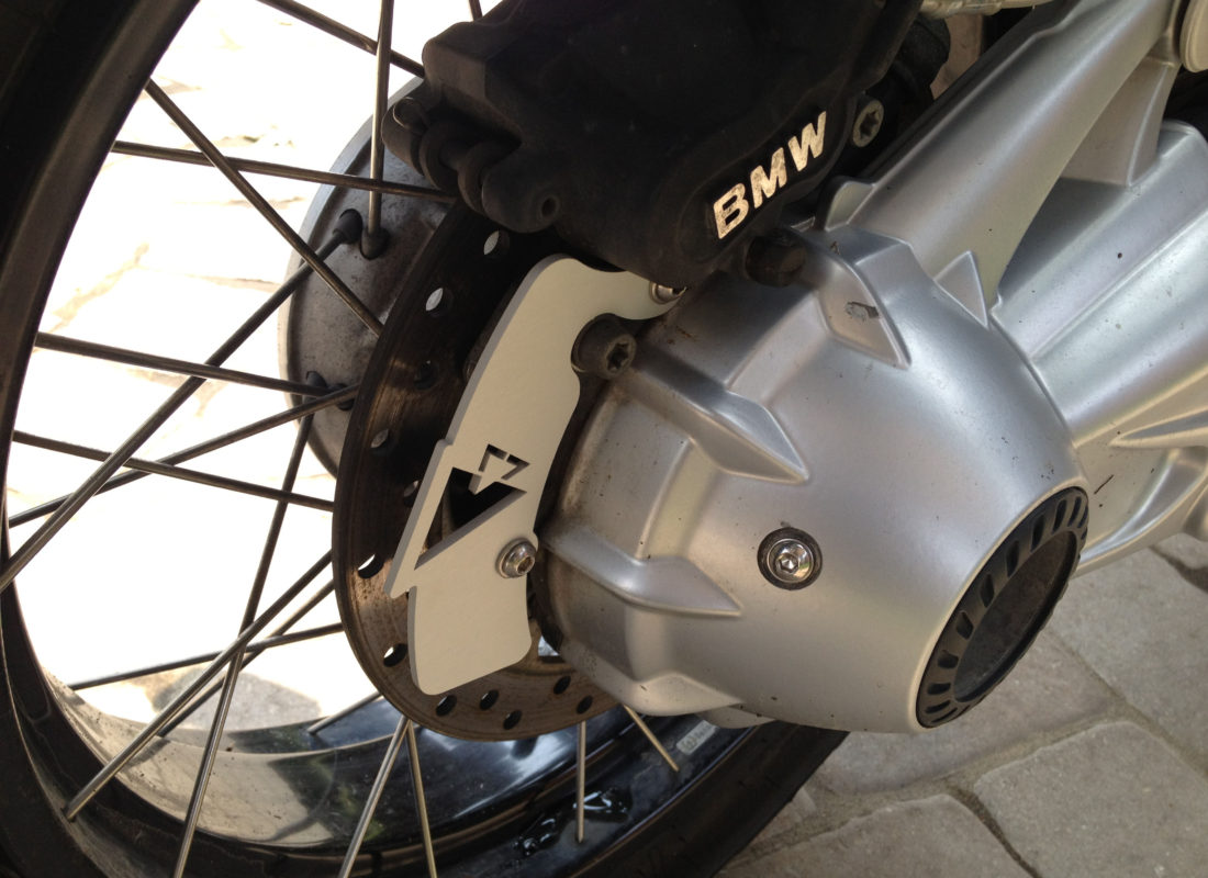 Touratech brake cover