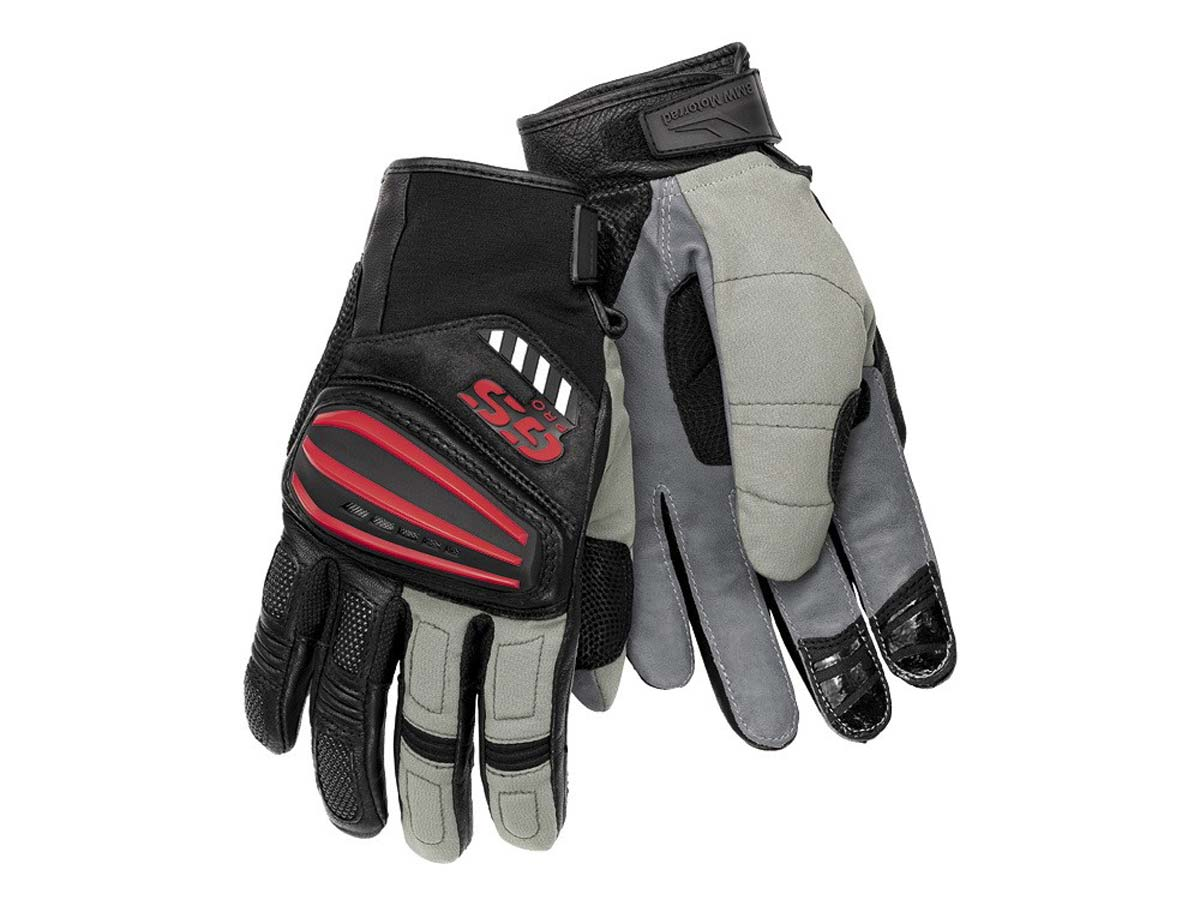 BMW GS gloves