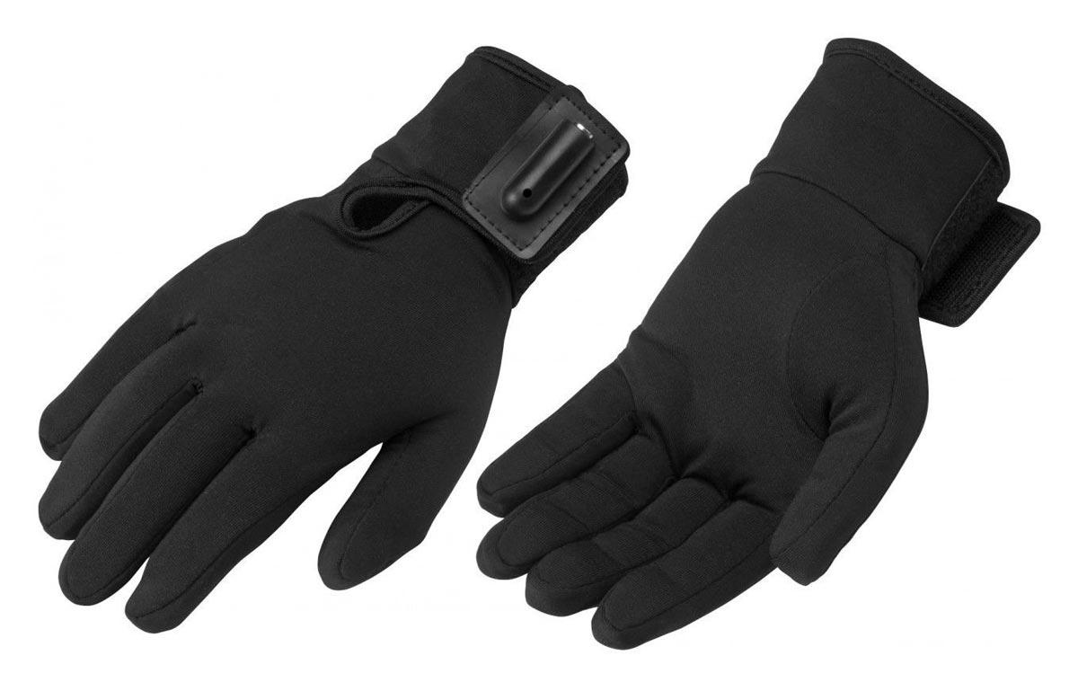 Powerlet heated gloves