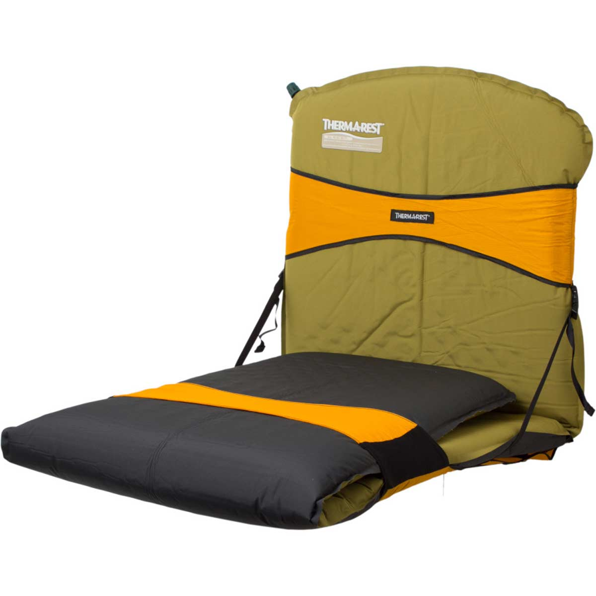 Therm-A-Rest Trekker Chair Kit to use with the sleeping pad