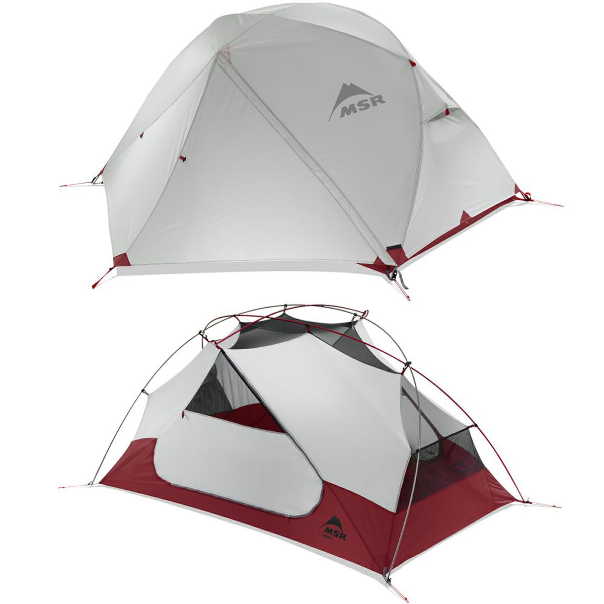 Elixir 2 tent from MSR